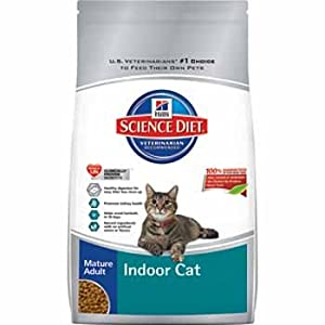 Hill's Science Diet Indoor Dry Cat Food