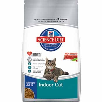 Hill's Science Diet Indoor Dry Cat Food 31uz8hN5RzL