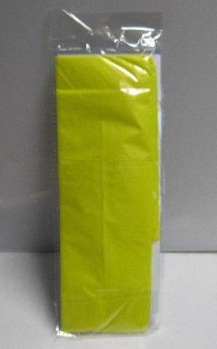 Fahrrad Regen Poncho, Kinderponcho mit Kapuze gelb (LHS)