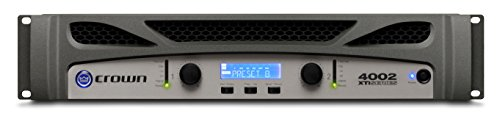 Crown XTi4002 Two-channel, 1200W at 4Ω Power Amplifier by Crown