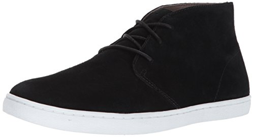 Cole Haan Men's Pinch Weekender Chukka Boot, Black Suede, 7 Medium US