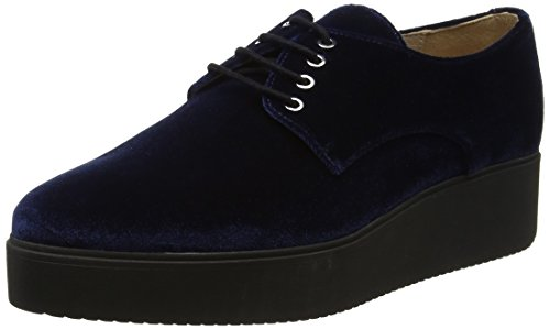 de Azul VL Caler Cordones Mujer F17 Unisa Zapatos nwqI7ABwC