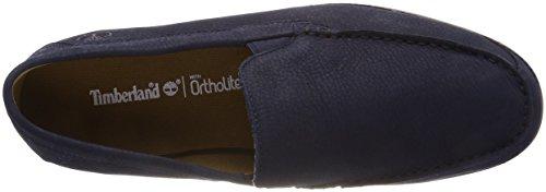 Zapatillas Cordones para Azul Venetian Hombre Flamenco Bluffton Iris Black 019 sin Timberland XqCEI0