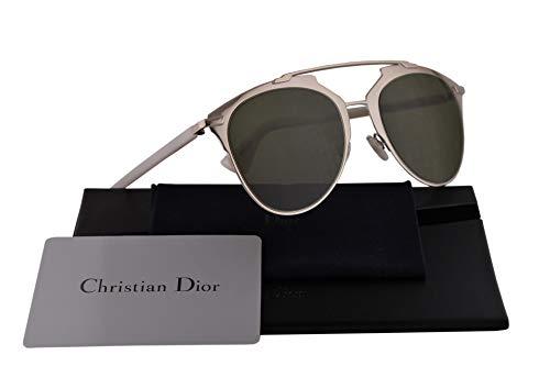3d7b098ff8 Christian DiorReflected Sunglasses Gold White w Green Lens 52mm TUP1E  DiorReflecteds DiorReflected s Reflected s Dior Reflected