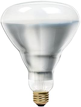 Philips 222380 40br40 Hea Fl 120v Br40 Halogen Light Bulb Amazon Com