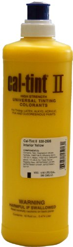 Chromaflo 830-2506 Cal-Tint II 16-Ounce Colorants, Interi...