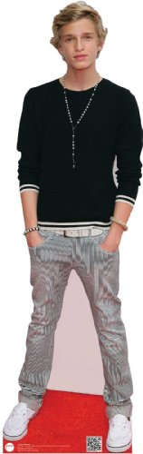 Cody Simpson - Advanced Graphics Life Size Cardboard Standup]()