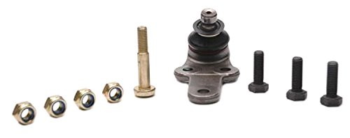 for 2000 Detroit Axle K90691 Front Lower Ball Joint 2003 2002 2pc Set 2001 2005 Hyundai Accent