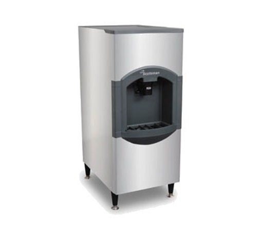- Scotsman HD22B-6 iceValet Hotel/Motel Ice Dispenser floor model approximately 1