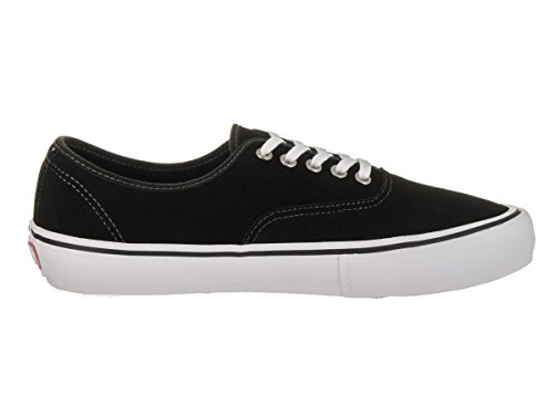 suede Authentic Vans Black Tela de Unisex Zapatillas XdrxZd