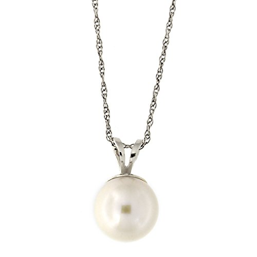 8.5 Mm White Pearl - 6