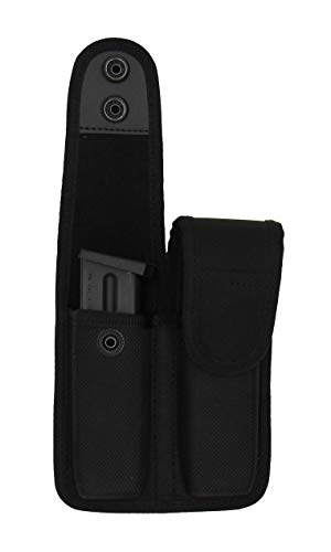 (King Holster Tactical Double Magazine Pouch fits Remington 1911 R1 | R51 | RP 45 | RM 380)