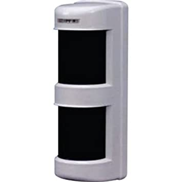 takex - ms-12fe - Doble detector pasivo de infrarrojos a doble zona (inmune a mascotas). Alcance M 12 x 24 de exterior: Amazon.es: Bricolaje y herramientas