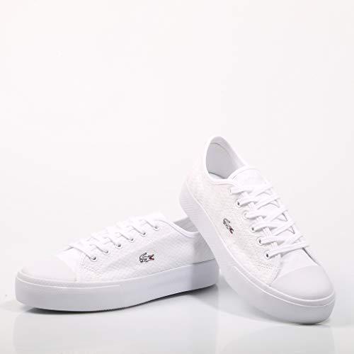 2 Sneaker White 119 Lacoste Ziane 37cfa0054 Femme Pour Plus Grand aa4TFq