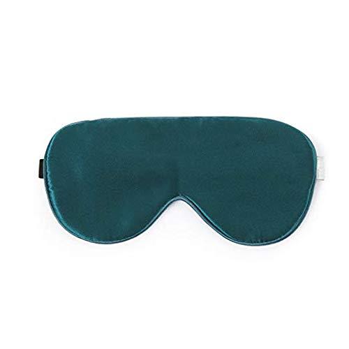 Furlove Natural Silk Sleep Mask & Blindfold - Super Smooth Eye Mask for Men & Women & Kids - Your Best Travel Sleeping Helper by Furlove