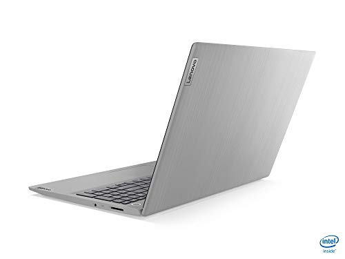"Lenovo IdeaPad 3i 15IIL05 Ordinateur Portable 15.6"" FHD Gris platine (Intel Core i5, RAM 8Go, SSD 512Go, Intel UHD…"