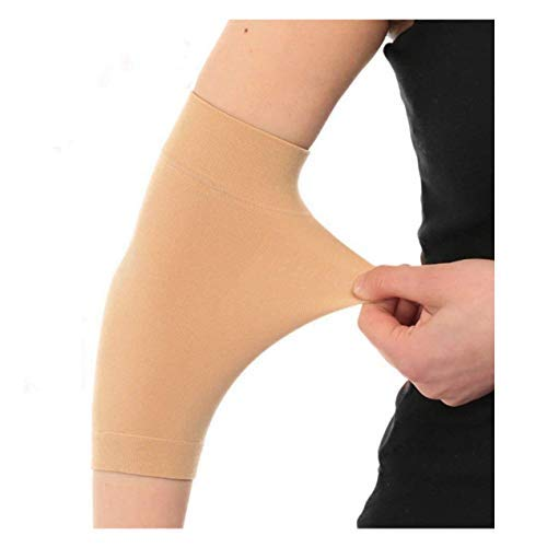Keklle Skin Forearm Tattoo Cover Up Compression Sleeves Band Concealer Support (Best Upper Arm Tattoos)