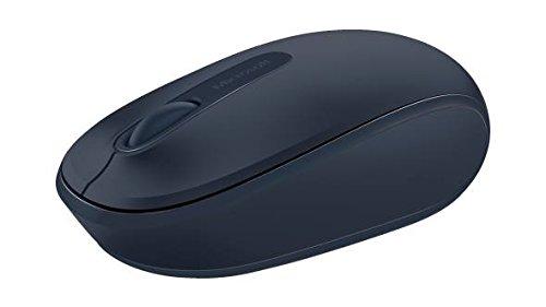 Microsoft Wireless Mobile Mouse 1850 - Purple (U7Z-00041)