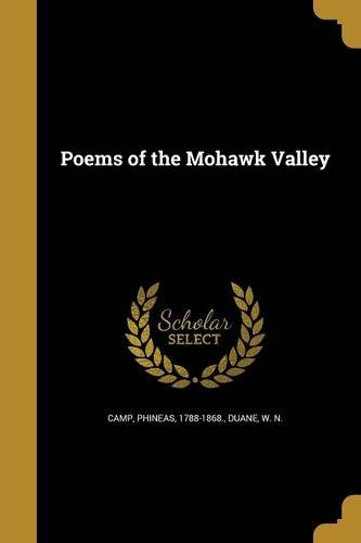 Read Online Poems of the Mohawk Valley pdf