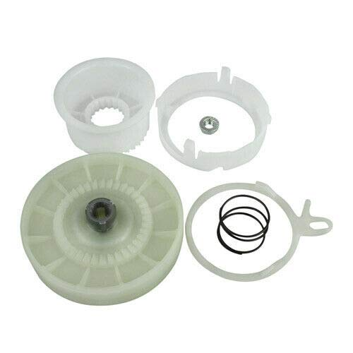 (New W10721967 Washer Pulley Clutch Kit For Whirlpool W10006356 AP4514410 PS2579377)