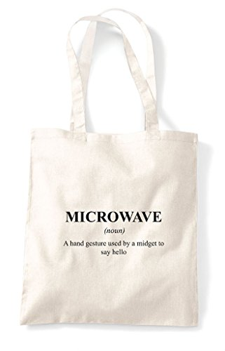 Tote Dictionary Natural Definition Shopper Funny Alternative Bag In Not Microwave The YH0Uqxww
