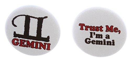 Zodiac Button Set - 5