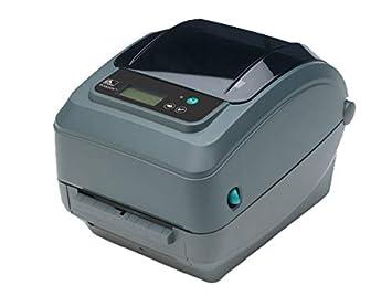 Zebra GX420t - Impresora de Etiquetas (Térmica Directa ...