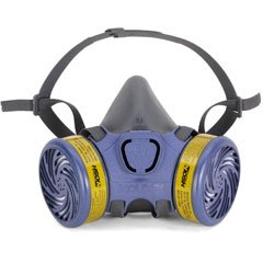 7000 Reusable Pre-Assembled Respirator, Medium, Multi-Gas/Vapor Smart