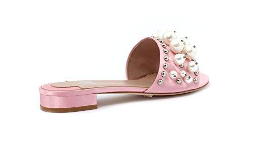 Satin Slipper Pink d D2103 J qv5tXt