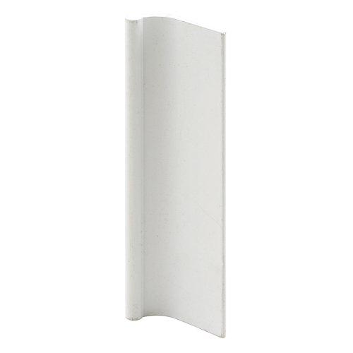Slide-Co 163197-W Sliding Mirror Closet Door Pull, White