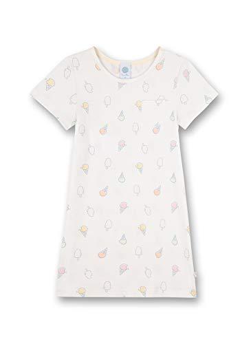 Sanetta Sleepshirt allover beige meisjes Baby en peuter Slaappakjes