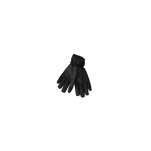 NJ Men's Running Gloves 9 Black by NJ (Image #2)