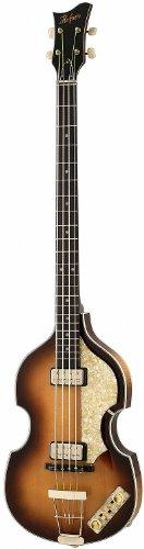 Hofner 1962 Vintage H500/1-62-O Sunburst Finish Vintage '62 Violin Bass w/ case (Violin 62 Bass)