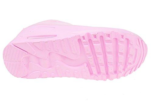 Material Sintético De Zapatillas Gibra Rosa Para Mujer zqCxH8nEw