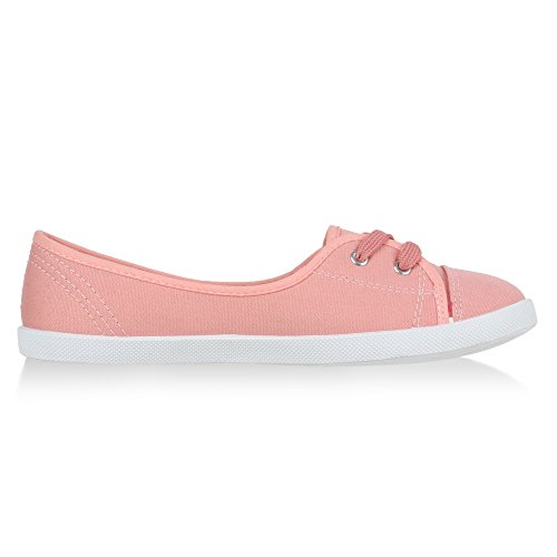 Stiefelparadies Rouge Stiefelparadies Femme Low top Low qffwzC7