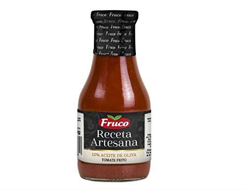 Fruco, Tomate Frito Frasco Tomatenpuree, Volgens artisanaal recept, 380 g