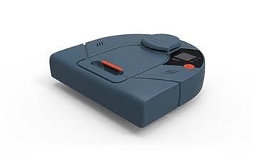 Neato XV-15 - Robot aspiradora inteligente, con 8 filtros, base recarga, cepillo, sistema láser 360º, color azúl petróleo: Amazon.es: Hogar