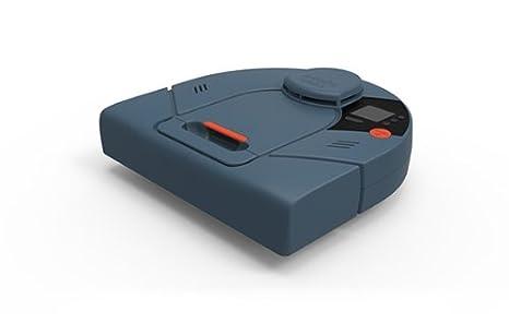 Neato XV-15 - Robot aspiradora inteligente, con 8 filtros, base recarga, cepillo, sistema láser 360º, color azúl petróleo