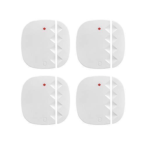 Great for Traveling Security Door Stopper Tools 3-Pack Upgraded Door Stop Alarm