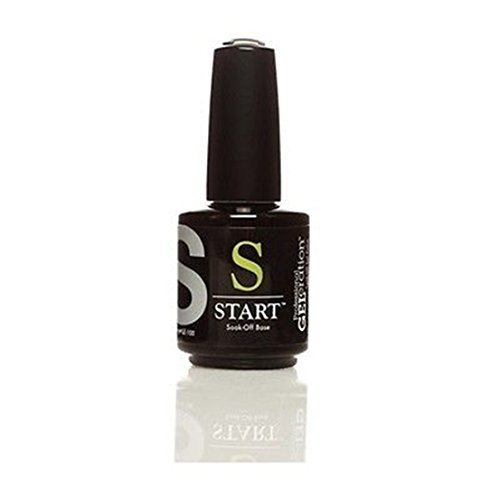 Geleration Soak Off Gel (Smart Geleration Build Nail Gel Polish Volume 15ml Color Style Start Soak-Off Base)