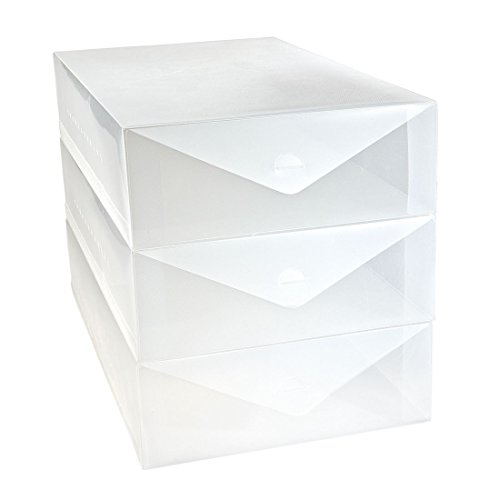 brylanehome-see-thru-boot-boxes-clear