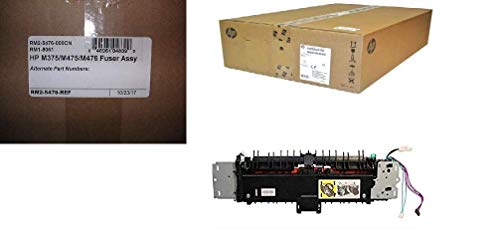 Packard Laserjet 000cn Hewlett (HP RM2-5476-000CN Fuser Assembly 110V Replaced: RM1-8061-000CN)