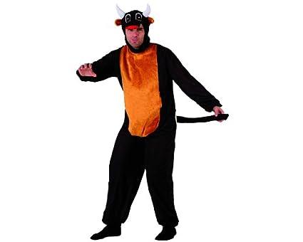 f11063f42d Atosa - Disfraz de toro para adulto