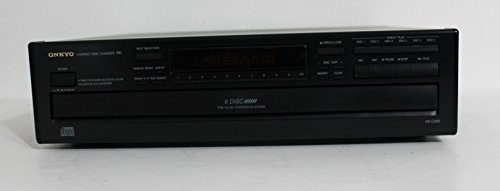 Onkyo DX-C320 6 Disc Compact Disc Changer CD Player