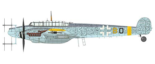 Eduard Bf 110G-4 1:72 Scale Military Model Kit -  EDU7086