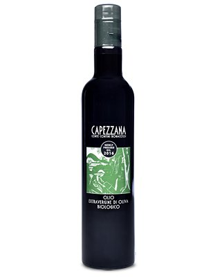 Tenuta Di Capezzana Organic Extra Virgin Olive Oil (2018 Harvest)