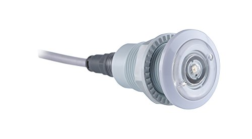 S.R.Smith FLED-TM-C-80 12V & 2W Treo Micro LED Pool Accent Light, 80' Cord, (2w Accent Led)