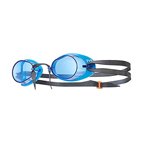 (TYR Socket Rockets 2.0 Goggles, Blue, One Size)