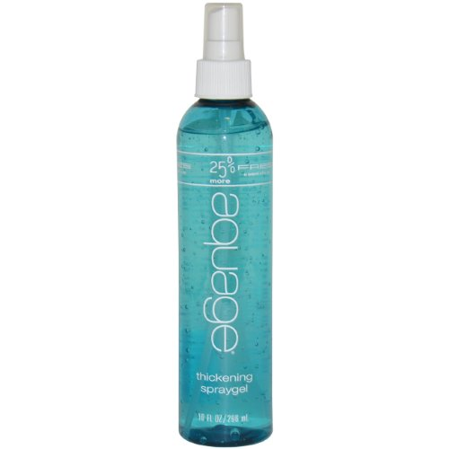 (AQUAGE Thickening Spraygel, 10 oz. )