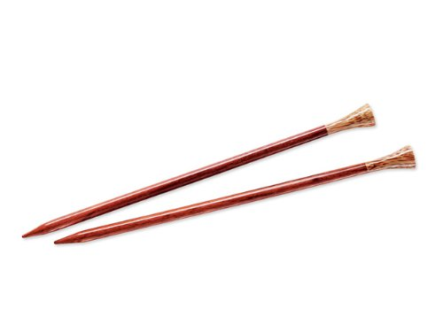 Lantern Moon Single Point Rosewood Needles, 17 US, 14